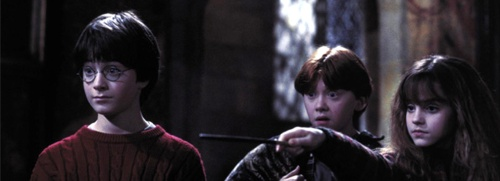 Still from Harry Potter and the Sorcerer's Stone